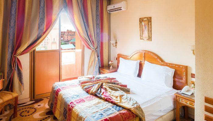 hotel deluxe marrakech