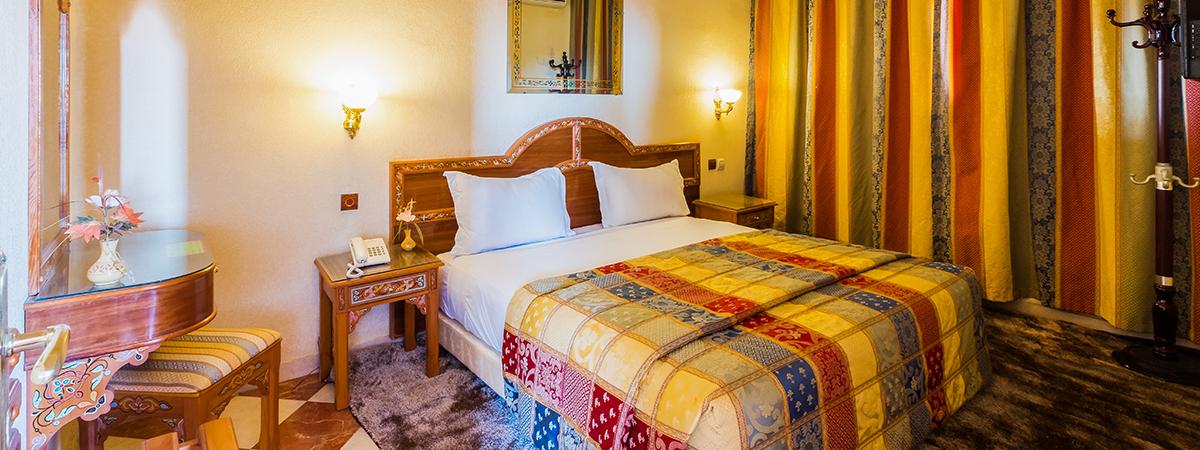 hotel de luxe marrkach