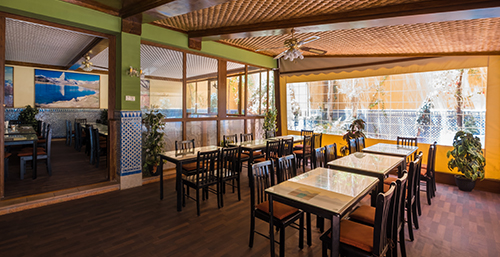 restaurant à marrakech