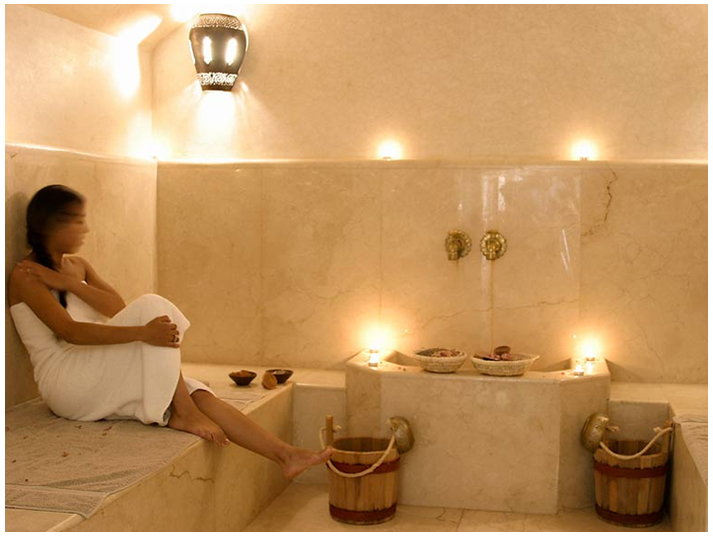 spa massage marrakech